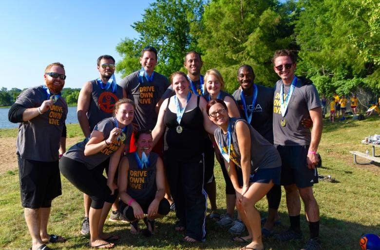 KCCC Tug-of-War Event Medalists