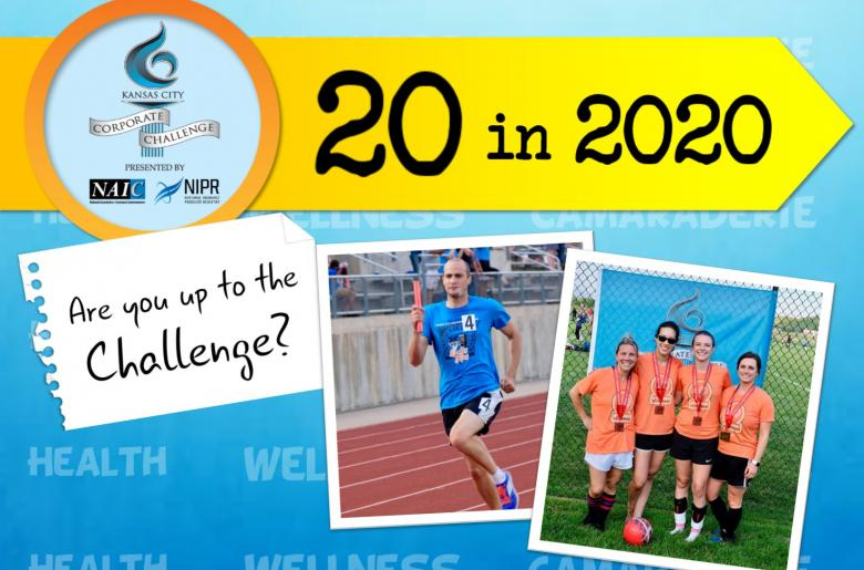 20 in 2020 Challenge