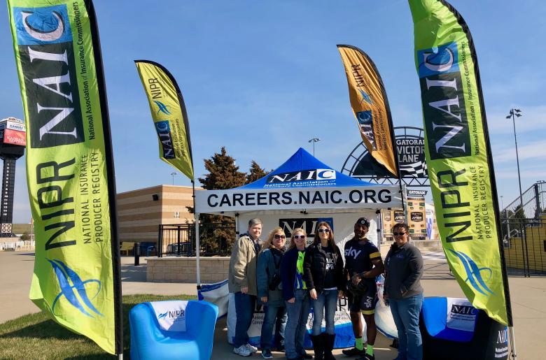 NAIC & NIPR, KCCC Presenting Sponsor