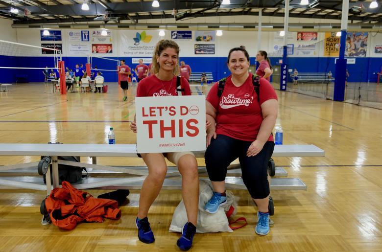 Kansas City Corporate Challenge Volleyball