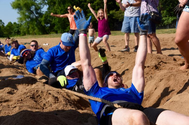 KCCC Tug-of-War Event